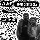 01.25.18 Fauve Radio - ROAM Selectors