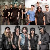 THE NAKED AND THE FAMOUS / L.A. GUNS / M.I.GOD.....MIX