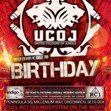 DJ Serum w/ MC's Blacka & Navigator - UCOJ 'Into the Amazon' - Qube Project, London - 25.11.16