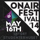 DJ Funkstrot - On Air Festival 2014