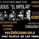 #5 Programa Completo Más Música en las Venas por Radio Lumpen 9 de marzo