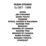 RUBIN STEINER - DJ SET - 1998