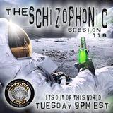 The Schizophonic on Trendkill Radio - Session 118