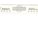 Aircheck Radio Horizon Leidschendam 100.5 Mhz disco mixes