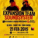 DJ DOX-Expansion Team Soundsystem, Dilated Peoples pre show mix part 1