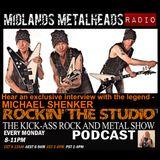 Rockin the studio interview with guitar legendMichael Schenker