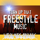 Turn Up That Freestyle Music - DJ Carlos C4 Ramos