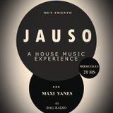 JAUSO by Maxi Yanes @ www.bagradio.com.ar 27.08.14