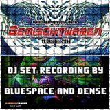 DJs BlueSpacE and Dense at 'Gemischtwaren', Hamburg 04-2014 (B2B DJ set recording)