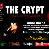 The Crypt Radio Show - The Home of Horror On Irish Radio (air date 11-2-16)