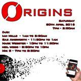 Mik B - Origins Opening Set 7 to 8-30