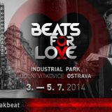 """ZeK"" Beats for Love 2014 Ostrava !!!"