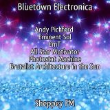 Bluetown Electronica live show 14.12.14