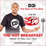 DJi Live On Hot 96 #JeffInTheMorning
