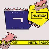 Mantissa Mix 085: Netil Radio