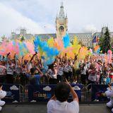 Partydul KissFM ed437 sambata - ON TOUR The Color Run Dream Tour Iasi