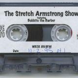 Stretch Armstrong & Bobbito 11.2.1995 Pt.1 WKCR 89tec9 NYC
