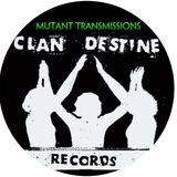 MT RADIO 18 CLAN DESTINE RECORDS WIth the label boss Carl