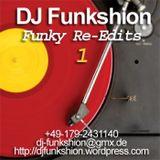 DJ Funkshion - Funky Re-Edits 1