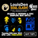 Kosyne & Myke Forte - BASSFM 87.7 - Louisden Soul Clash Radio Special (19.06.2013)