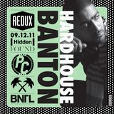 Hardhouse Banton mix for FOUND: Redux Friday 9th December 2011