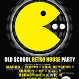 Eric Beysens at Oldschool Retro House Party at Fuse (Brussel-Belgium) - 15 November 2013