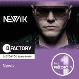 2016.06.30. DJ Factory Radio Show on 96.4 Radio 1 by newik 22.00