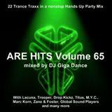 DJ Giga Dance Are Hits Volume 65