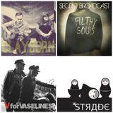 Sensor 66: Aniversario Spotify, Feria de la Música, Le Strade, Clayborn, Secret Broadcast