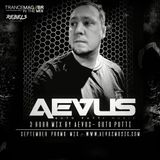 Aevus - Guto Putti - TRANCEMAGBR -  3 hour September Promo Mix