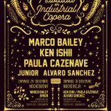 Paula Cazenave @ Industrial Copera (Granada, Spain) NYE // 31-12-2017