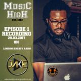 Music High Radio Show - Episode 1