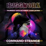 Command Strange - Bassworx Promo Mix October 2016