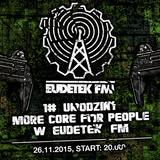 Czwartek vol. 24 - Nieżytboy [Rombanka/Szcz-n] @ Eudetek FM (26.11.2015)