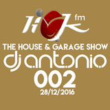 ANTONIO-The HOUSE & GARAGE Show 002