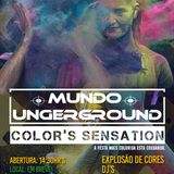 Funk Set Mundo Underground Preview - M.keib