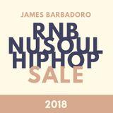 RnB NuSoul HipHop Sale 2018 - James Barbadoro