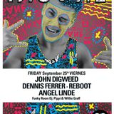 John Digweed  - Live At Insane, Pacha (Ibiza) - 25-Sep-2015