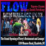 FLOW/Every 2nd Friday - DJ Dale Wallace   Baltimore/Charlotte