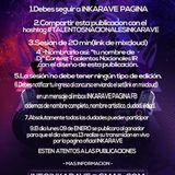 N1CK-Contest Talentos Nacionales IR