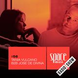 Tania Vulcano B2B Jose de Divina at Kehakuma - July 2015 - Space Ibiza Radio Show #56