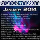 Trance Nation Compilation : January 2014
