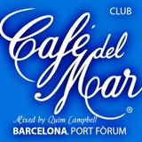 "Chill Out at ""Café del Mar Club Barcelona - Port Forum"""