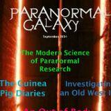 Paranormal Galaxy Radio Show 25th September 2014