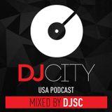 DJSC - DJCITY FitRadio Podcast Mix