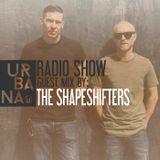 Urbana Radioshow con David Penn Capítulo #252 - ESPAÑOL -Artistas invitados: The Shapeshifters