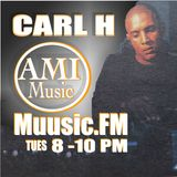Carl H Deep & Soulful House April Mix