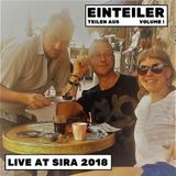 Einteiler teilen aus Volume 1 - Live at Sira, September 2018