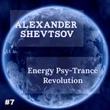 A.S - Energy Psy-Trance Revolution Mix # 7 (04.08.2016) [Exclusive]