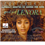 The Remedy Ep 130 November 16th, 2019 with Lenora